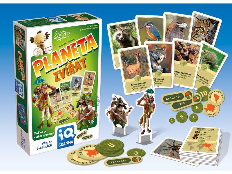Obrázek Planeta zvířat