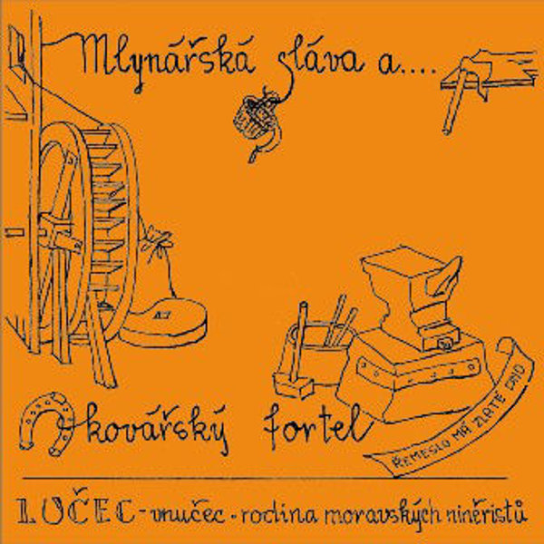 Obrázek CD Mlynářská sláva a kovářský fortel