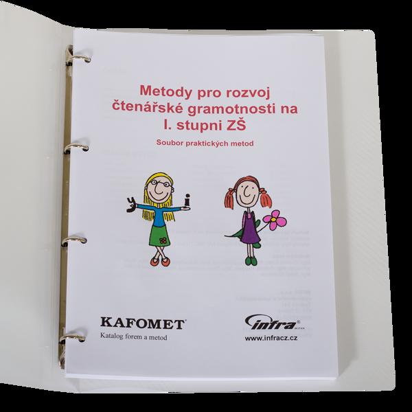 Obrázek Metody pro rozvoj čtenářské gramotnosti na I. st