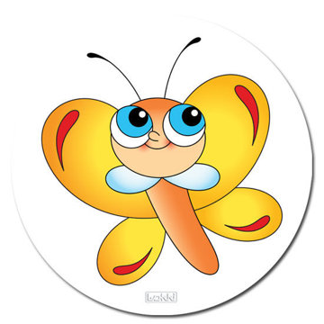 Obrázek Značka Motýlek