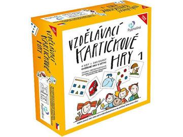 Obrázek Vzdělávací kartičkové hry 1