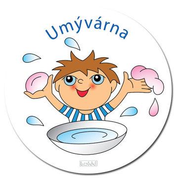 Obrázek Značka Umývárna