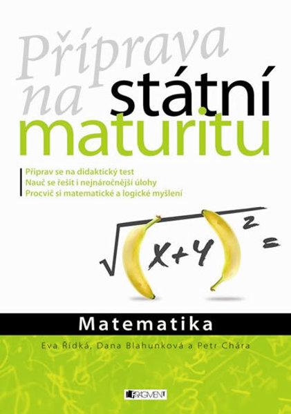 Obrázek Příprava na státní maturitu - Matematika