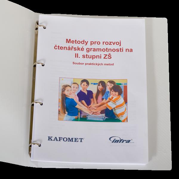 Obrázek Metody pro rozvoj čtenářské gramotnosti na II. st