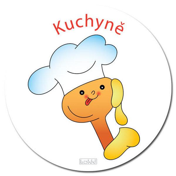 Obrázek Značka Kuchyně.