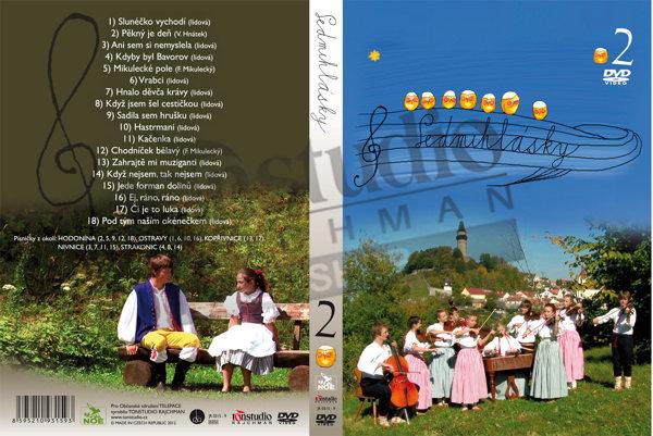 Obrázek DVD SEDMIHLÁSKY 2