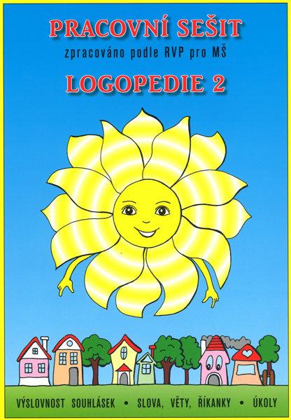 Obrázek Pracovní sešit - LOGOPEDIE 2