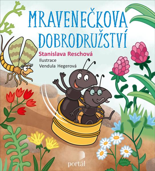Obrázek Mravenečkova dobrodružství