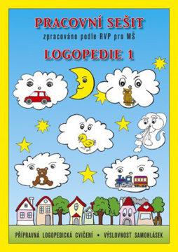 Obrázek Pracovní sešit - LOGOPEDIE 1