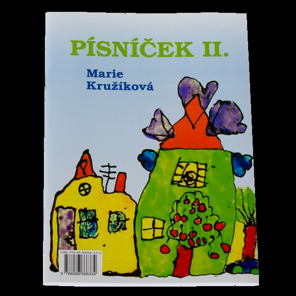 Obrázek Zpěvník PÍSNÍČEK II.