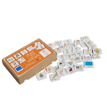 Obrázek Magnetické kartičky - Základní set 255 piktogramů