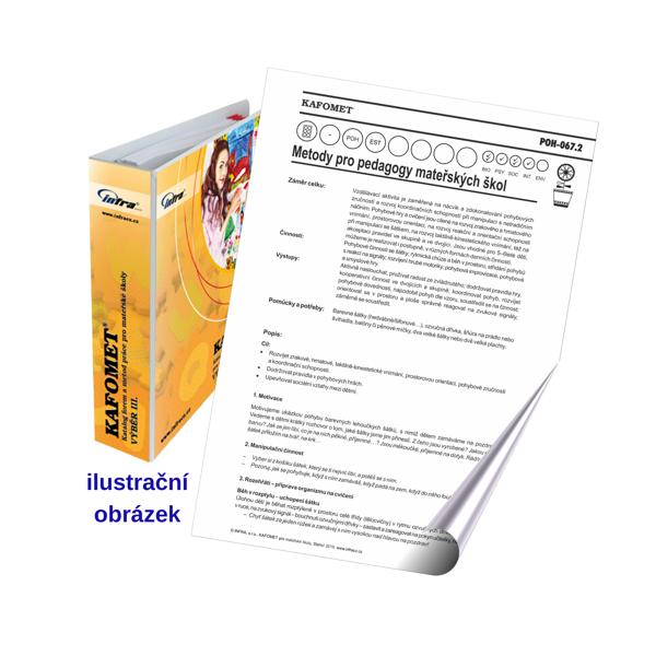 Obrázek RŮZ-032.3 Didaktické hry na rozvoj mat.představ II