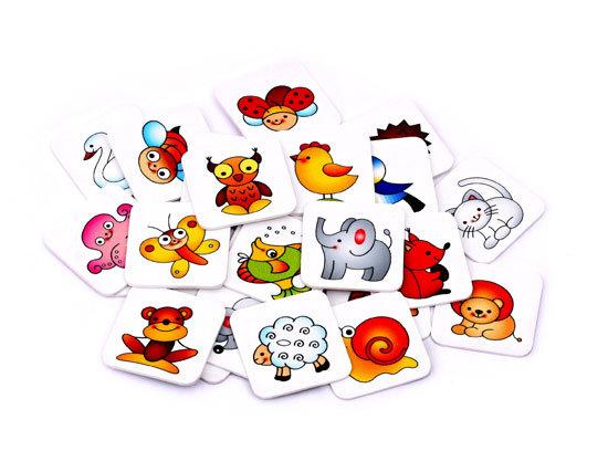 Obrázek Plastové značky Zvířátka