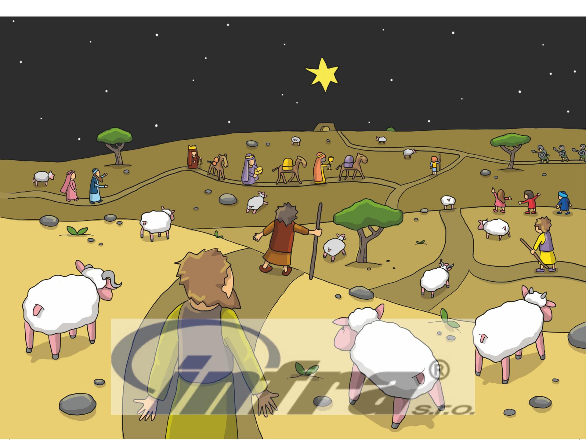Obrázek Pohádka z kufříku: Noemova archa