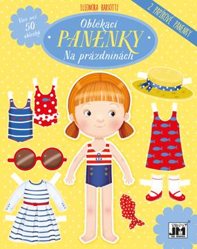 Obrázek Oblékací panenky  Na prázdninách