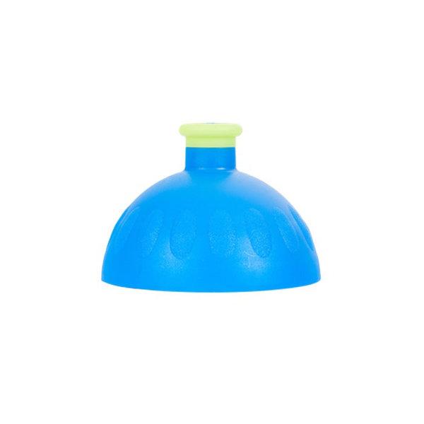 Obrázek Víčko modré 2728/zátka žlutá reflex