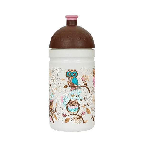 Obrázek Zdravá lahev Sovičky 0,5l