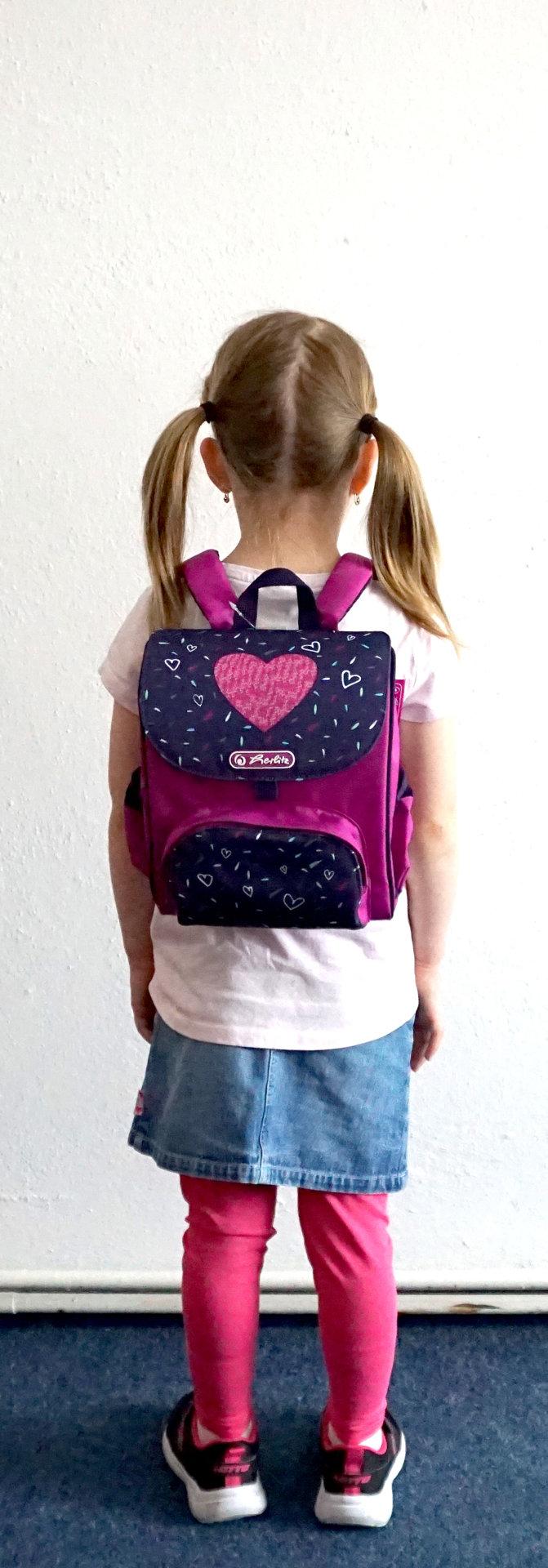Obrázek Předškolní taška Softbag