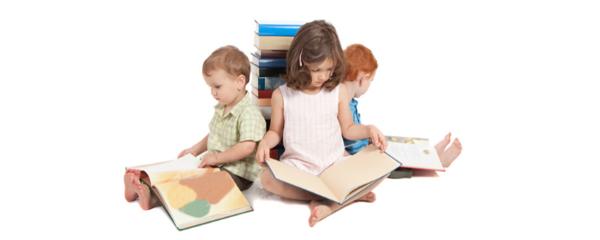 Obrázek pro kategorii Dětské knihy