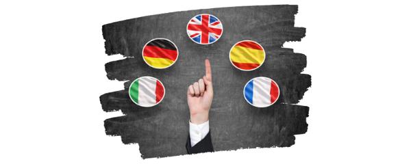Obrázek pro kategorii Cizí jazyky