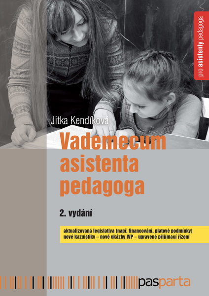 Obrázek Vademecum asistenta pedagoga