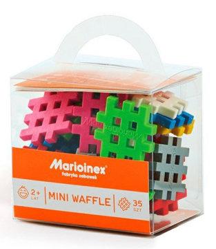 Obrázek Marioinex MINI WAFLE – 35 ks