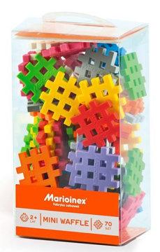 Obrázek Marioinex MINI WAFLE – 70 ks