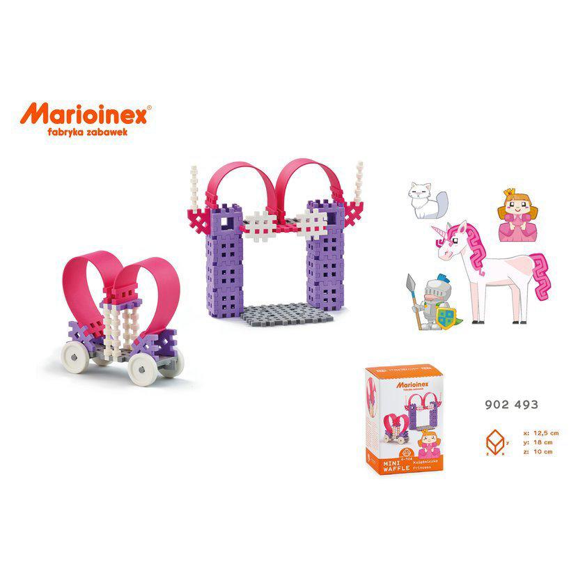 Obrázek Marioinex MINI WAFLE – Princezna (střední)