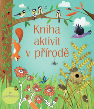 Obrázek Kniha aktivit v přírodě