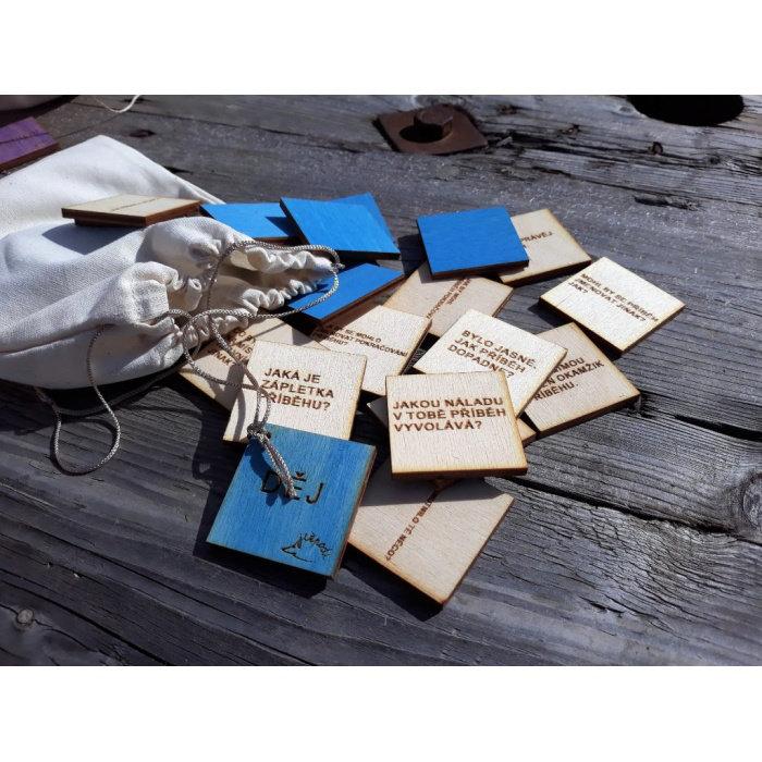 Obrázek Čtenářské sáčky-postava, děj, prostředí