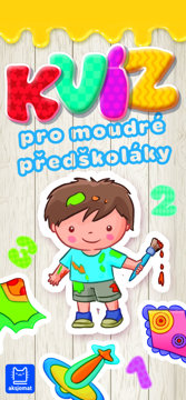 Obrázek Kvíz pro moudré předškoláky