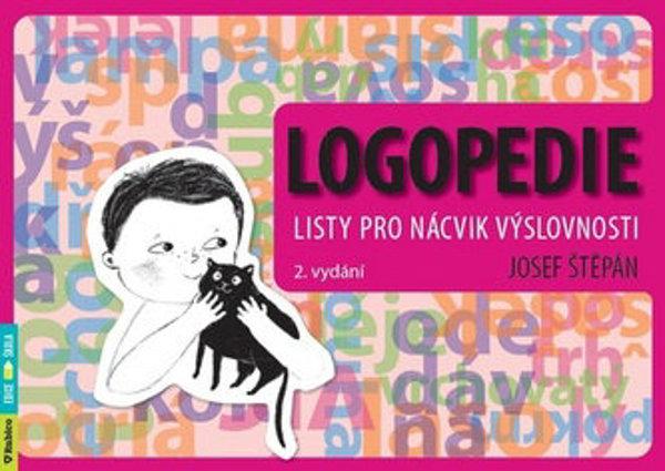 Obrázek Logopedie – listy pro nácvik výslovnosti - 2. vydání