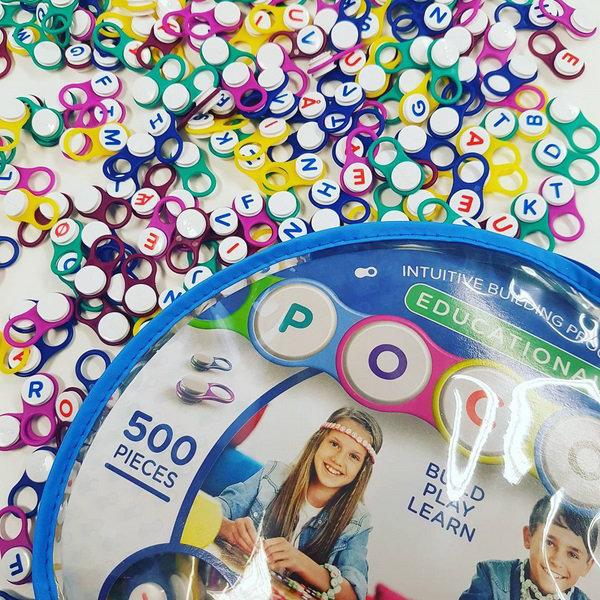 Obrázek POCOS VELKÁ PÍSMENA 500