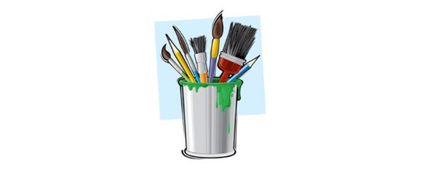 Obrázek pro kategorii Výtvarné a psací potřeby