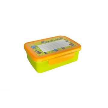 Obrázek Zdravá sváča komplet box zelená/žlutá