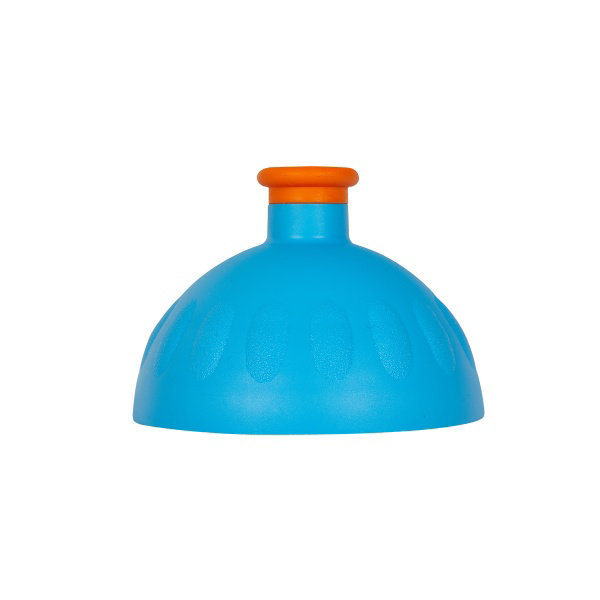 Obrázek Víčko modré 299/zátka oranžová