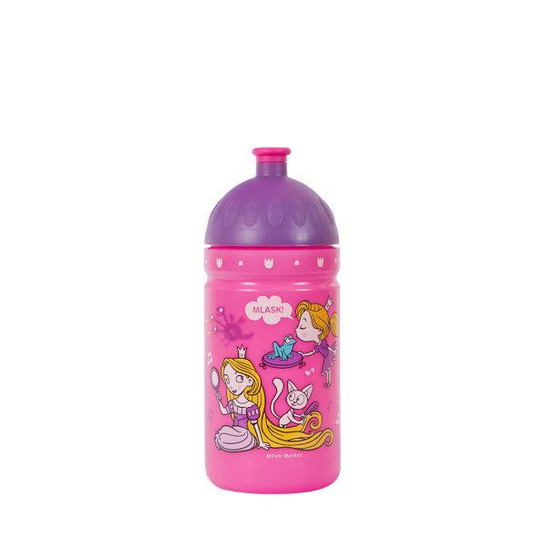 Obrázek Zdravá lahev Svět princezen 0,5l