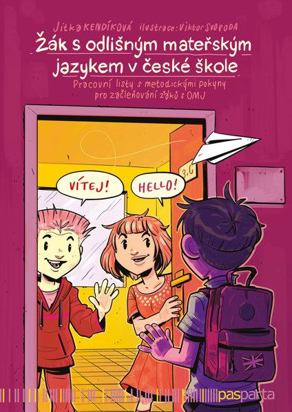 Obrázek Žák s odlišným mateřským jazykem v české škole