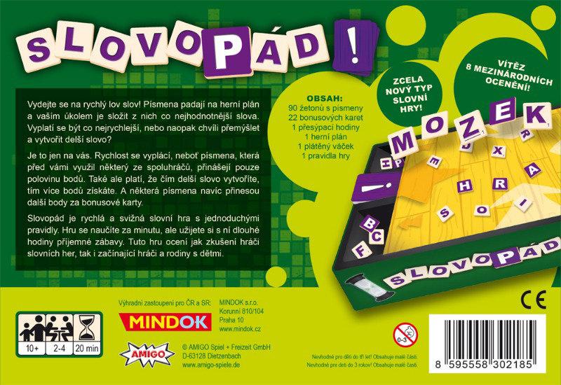 Obrázek Slovopád!