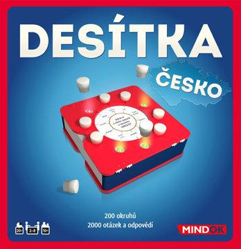 Obrázek Desítka Česko