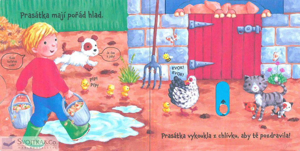 Obrázek Jak to žije na farmě