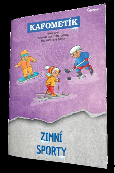 Obrázek KAFOMETÍK Zimní sporty