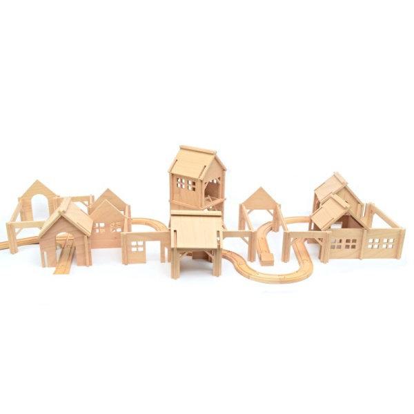 Obrázek Nádražní budovy