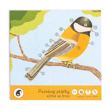 Obrázek Poznávej ptáčky