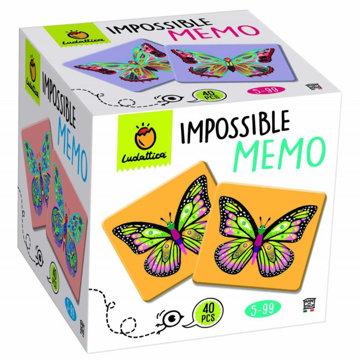 Obrázek Těžší pexeso - Impossible