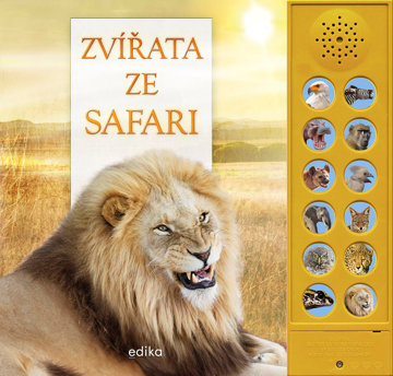 Obrázek Zvířata ze safari