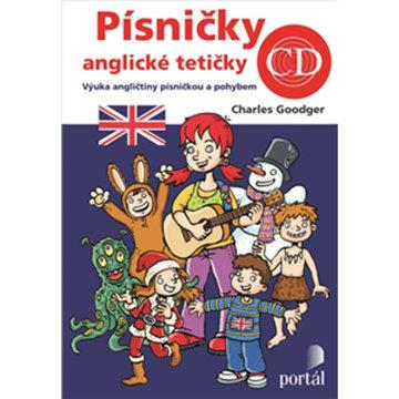 Obrázek Písničky anglické tetičky + CD
