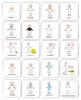 Obrázek Set 20 ks magnetických piktogramů – Osoby