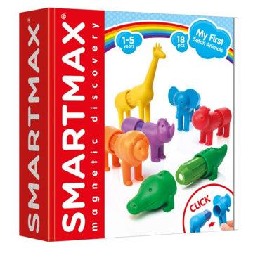 Obrázek SmartMax - Moje první Safari zvířátka - 18 ks