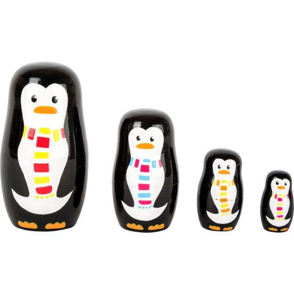Obrázek Small Foot Matrjoška rodina tučňáků